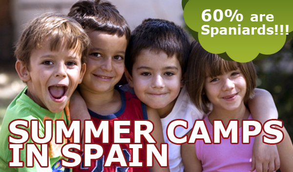 summer camp in Spain