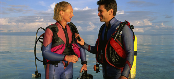 Photos of Spanish and Scuba Diving